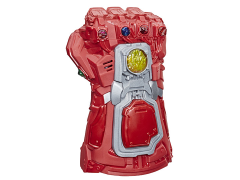 Avengers: Endgame Red Infinity Gauntlet Electronic Fist