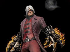 Devil May Cry Dante 1/4 Scale Limited Edition Statue