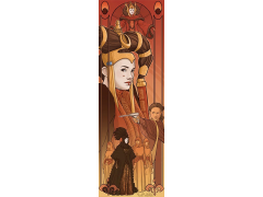 Star Wars Queen Amidala Limited Edition Lithograph