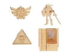Nintendo Zelda Pin Set