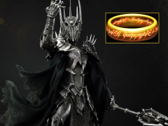 The Lord of the Rings Premium Masterline The Dark Lord Sauron 1/4 Scale Exclusive Limited Edition Statue