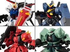 Mobile Suit Gundam G Frame 10 Box of 10 Exclusive Model Kits