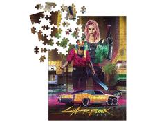 Cyberpunk 2077 Kitsch 1000-Piece Puzzle