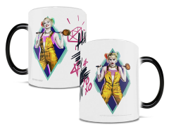 Birds of Prey Harley Quinn Morphing Mug