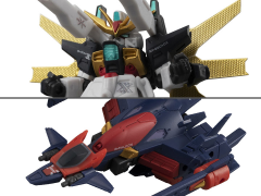 Gundam Mobile Suit Ensemble EX18 Gundam Double X & G-Falcon (Marking Plus) Exclusive Set