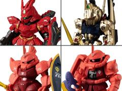 Gundam FW Gundam Converge: Core The Red Comet Exclusive Set
