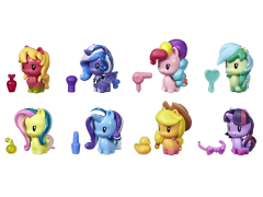 My Little Pony Toy Cutie Mark Crew Confetti Party Countdown Collectible Eight-Pack