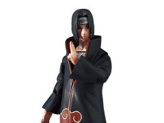 Naruto Itachi Poseable Action Figure