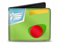 Toy Story Buzz Lightyear Bi-Fold Wallet