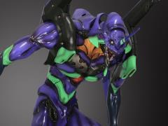 Neon Genesis Evangelion Art Master 3D EVA Unit-01 (Shinobu Matsumura Ver.) Statue
