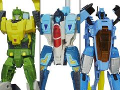Transformers Thrilling 30 Voyager Wave 2 Set of 3 Figures