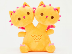 Kaiju Kitties Kimbap & Gimbap Plush
