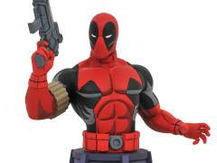 X-Men Deadpool Limited Edition Bust