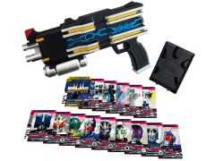 Kamen Rider Decade Transformation Loading Gun Diendriver DX 20th Anniversary Set