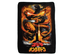 Godzilla Fleece Throw