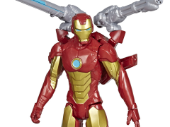 Marvel Avengers Titan Hero Series Blast Gear Iron Man Figure