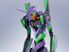 Rebuild of Evangelion Robot Spirits EVA Unit-01 Test Type (with Bonus)