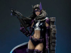 Batman: Hush Museum Masterline Huntress (Fabric Cape) 1/3 Scale Statue