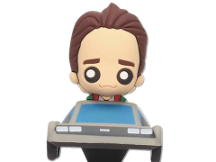 Back to the Future Pokis Marty McFly In DeLorean