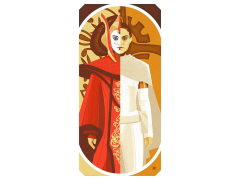 Star Wars Queen and Senator Limited Edition Lithograph