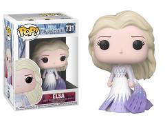Pop! Disney: Frozen II - Elsa (Epilogue Dress)
