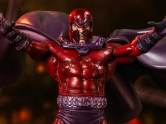 X-Men Battle Diorama Series Magneto 1/10 Deluxe Art Scale Limited Edition Statue