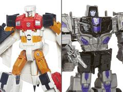 Transformers Combiner Wars Voyager Wave 2 Set of 2 Figures