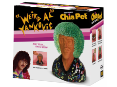 Weird Al Yankovic Chia Pet