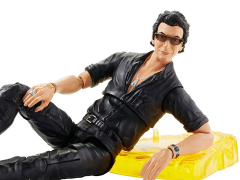Jurassic Park Amber Collection Dr. Ian Malcolm
