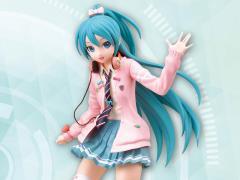 Vocaloid Super Premium Miku Hatsune (Ribbon Girl) Figure