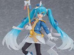 Vocaloid figma EX-060 Snow Miku (Snow Parade Ver.)