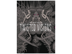 Art of Junji Ito Twisted Visions Book