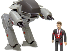 RoboCop ReAction ED-209 & Mr. Kinney Figure Two-Pack