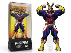 My Hero Academia FiGPiN #326 All Might