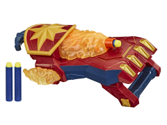 Marvel Avengers NERF Power Moves Captain Marvel Photon Blast