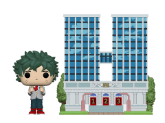 Pop! Town: My Hero Academia - U.A. High School & Deku