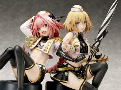Fate/Apocrypha Jeanne d'Arc & Astolfo (Type-Moon Racing Ver.) 1/7 Scale Figure