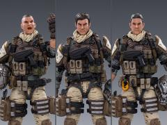 Hardcore Coldplay Desert Skull Field Squad 1/18 Scale Figure Set