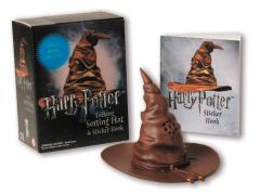 Harry Potter Talking Sorting Hat & Sticker Book