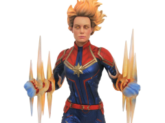 Captain Marvel Gallery Captain Marvel (Binary) Figure