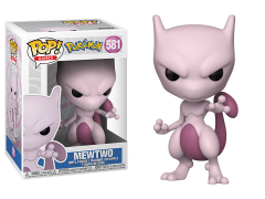 Pop! Games: Pokemon - Mewtwo