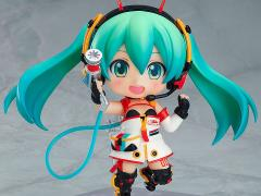 Vocaloid Hatsune Miku GT Project Nendoroid No.1293 Racing Miku (2020 Ver.)