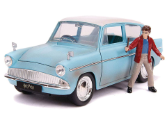 Harry Potter Hollywood Rides 1959 Ford Anglia 1/24 Scale Vehicle