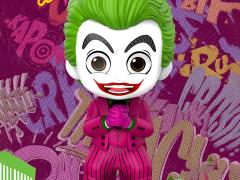 Batman Classic TV Series Cosbaby The Joker