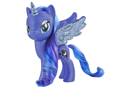 My Little Pony Toy Princess Luna Sparkling Figure