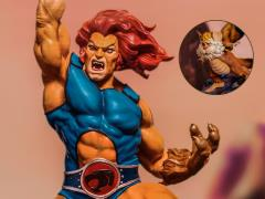 ThunderCats Battle Diorama Series Lion-O & Snarf 1/10 Art Scale Limited Edition Statue