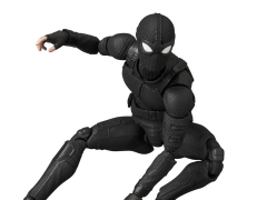 Spider-Man: Far From Home MAFEX No.125 Spider-Man (Stealth Suit)