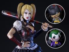 Batman: Arkham Knight Museum Masterline Harley Quinn 1/3 Scale Exclusive Statue