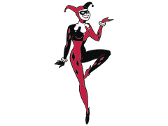 Batman: The Animated Series Harley Quinn Pin