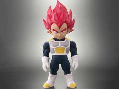 Dragon Ball Retro Sofubi Collection Super Saiyan God Vegeta